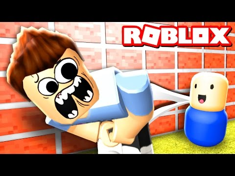 BULLIED BY A BABY IN ROBLOX