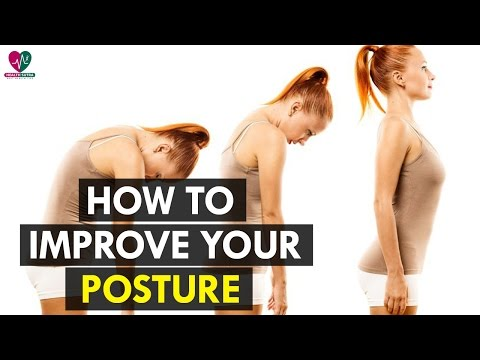 How to Improve Your Posture - Health Sutra