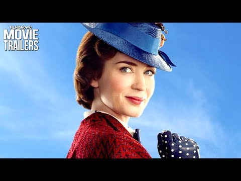 Mary Poppins Returns | First Look at the Disney Sequel with Emily Blunt