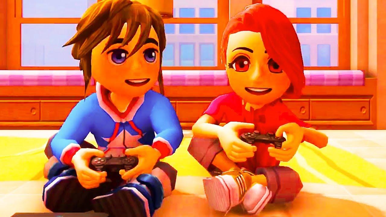 YOUTUBE LIFE Remorque de célébration OMG (2019) PS4 / Xbox One / Switch / PC + vidéo
