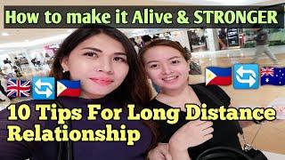 First Vlog LONG DISTANCE RELATIONSHIP Keeping Alive & Strong   Relationship Goals