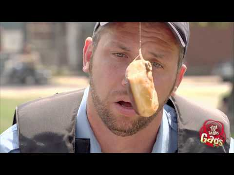 Fishing For Cops With Donuts Prank
