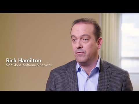 Rick Hamilton, Senior Vice President, Global Software and Services