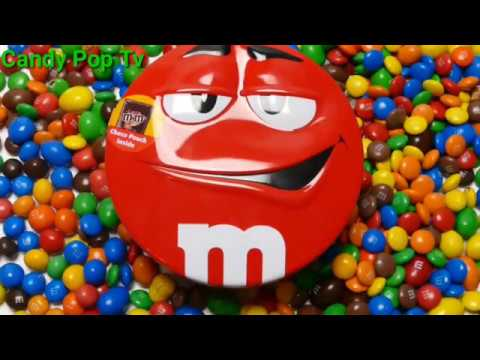 New Some M&M's Candies | Candy Pop Tv