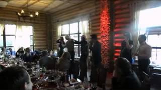 видео Корпоратив в ресторане