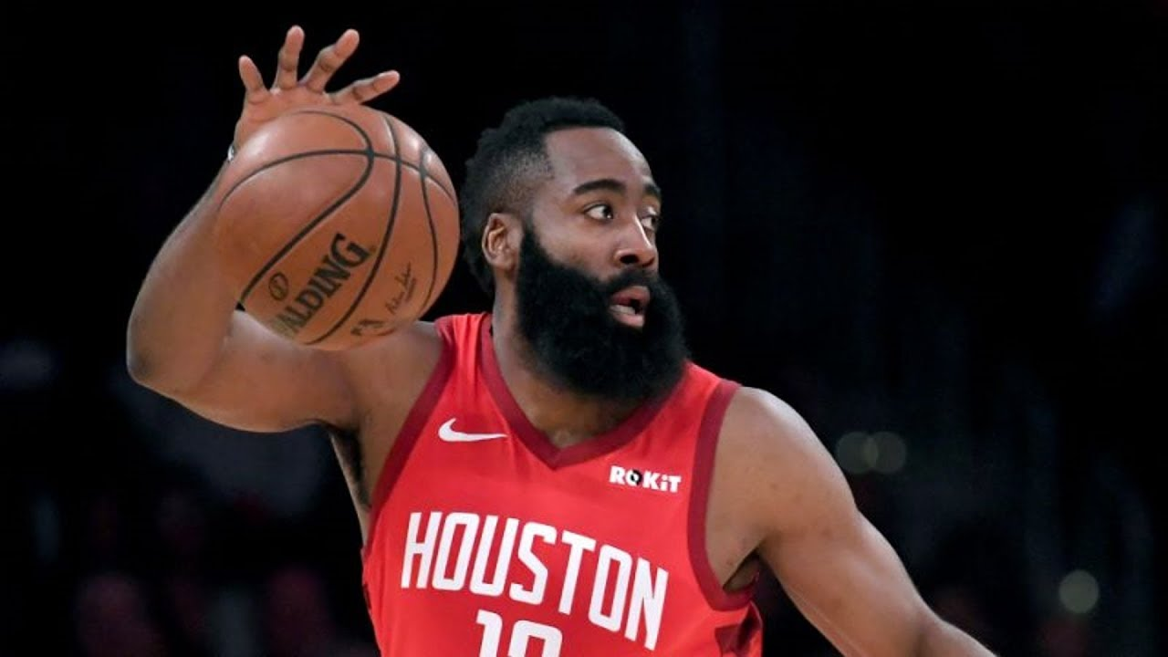 Houston Rockets: James Harden is getting fewer free throws, but still dominating