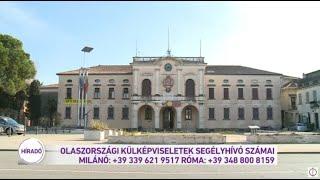 Karanténba kerülnek az Olaszországból hazatérő diákok