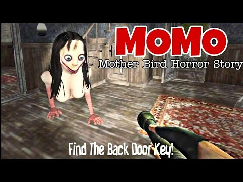 Momo Part 2 - Mother Bird Horror Story : Complete Android Gameplay | By Poison Games