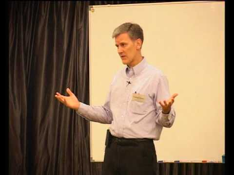 EPS 2009 Lecture 1 of 4 : Bryan Chapell - The Word for a Christ-centred Message