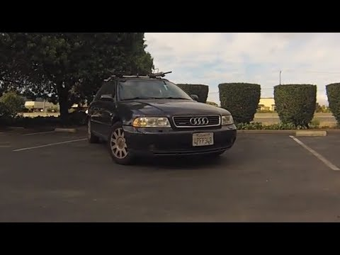2001 Audi B5 A4 In-Depth Review