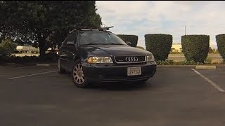 2001 audi b5 a4 in depth review