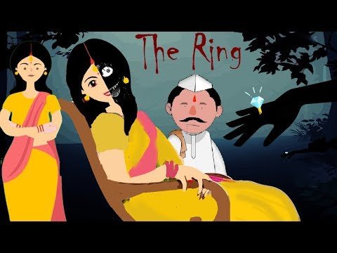 The Ring (एक अंगूठी) || (Hindi Animated Horror Story) || #Aam5 thumbnail