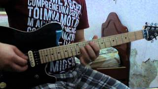 Charlie Brown Jr. - Não Viva em Vão (Guitar Cover)