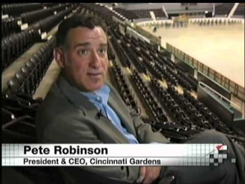 Cincinnati Gardens For Sale - U.S. Bank Business Watch - 7/14/13