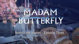 Madam Butterfly Behind The Scenes Film 3