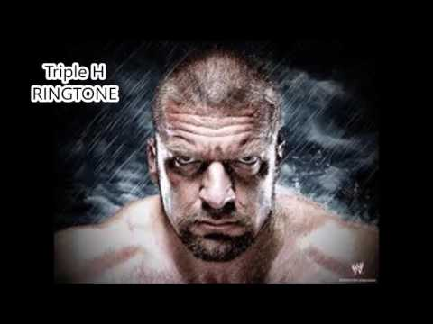 WWE Triple H Ringtone