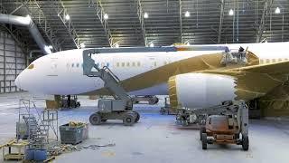 Oman Air Boeing 787-9 Dreamliner