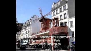 Times Apparts - Appartement Montmartre Ganneron Hotel - Paris