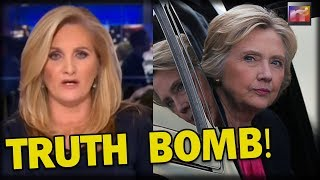 MSNBC Host Asks the WRONG Question then a TRUTH BOMB Blows up in Her Face Hillary will HATE