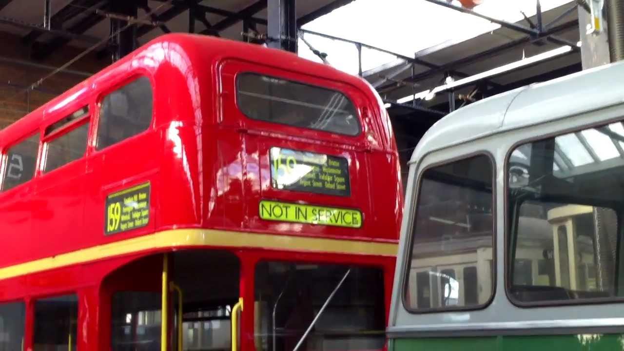 London double decker bus , inside pics. HOVM the Hague ...