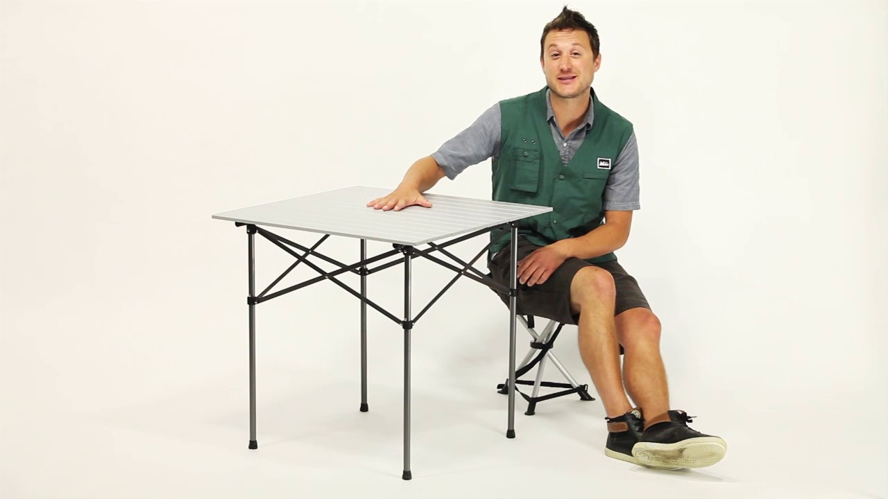 REI Co Op Camp Roll Table
