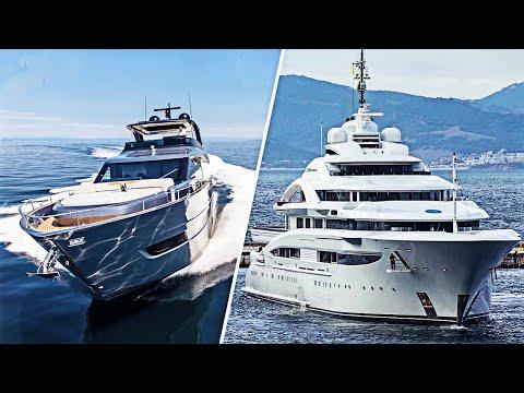 Millionaire vs Billionaire: Yacht Edition