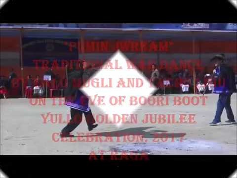 Download Talo Mugli   Ligu Tacho   Demonstrate traditional war dance   pumin Jwrnam  