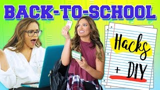 back to school life hacks diy s giveaway closed