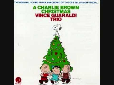 A Charlie Brown Christmas Full Soundtrack (1965)