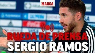DIRECTO: Rueda de prensa de Sergio Ramos sobre su futuro en el Real Madrid