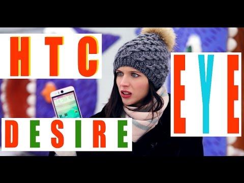 HTC Desire Eye: обзор смартфона