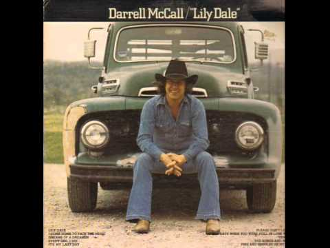 Darrell McCall & Willie Nelson ~ Lily Dale