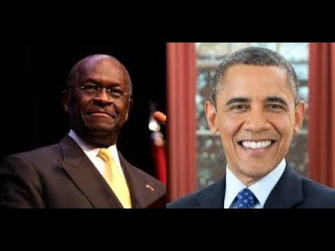 Clarey Test on Obama and Herman Cain