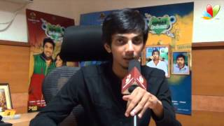 Anirudh on Vanakkam Chennai Songs | Interview | Papon | Ailasa Ailasa | Oh Penne | Andrea