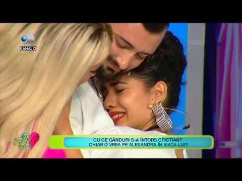 Te vreau langa mine! (19.04.2018) - Emotionant! Alexandra si Cristian, din nou impreuna! Partea 4