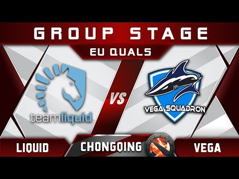 Liquid vs Vega Chongqing Major 2018 EU Highlights Dota 2