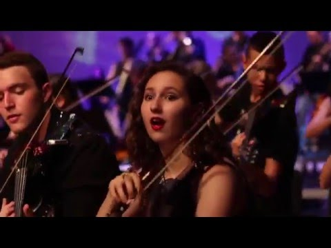 Rock Orchestra Performs Stevie Wonder Mashup  A MUST WATCH!