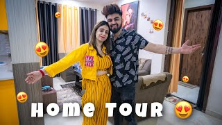 My Home Tour 🏡 | New Flat In Gurgaon 😍 | Mr & Mrs Singhania