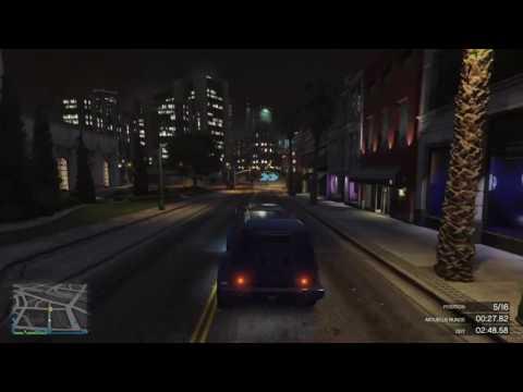 Grand Theft Auto V - Implant outsource (Montagsliste)