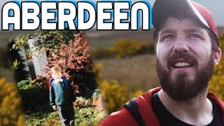 JORDAN'S CHILDHOOD ABERDEEN, SCOTLAND | U.K. Roadtrip