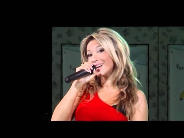 Наталка Карпа - Калина (ремікс), телезйомка TV-4