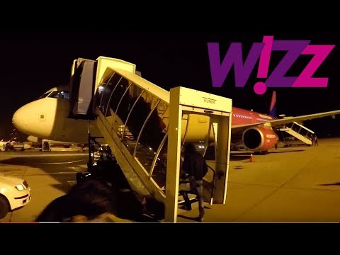 FLIGHT REPORT / WIZZAIR A321 / BUDAPEST - MILAN
