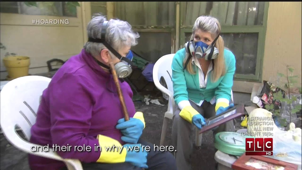 Hoarders Buried Alive Worst I Ve Ever Seen01 Youtube