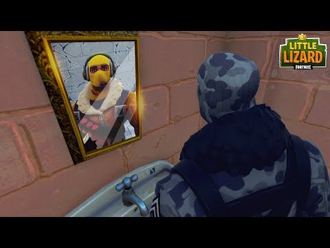 HAVOC GETS RAPTOR ARRESTED!  Fortnite Short