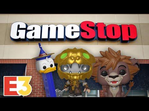 E3 Funko Pop Hunting!