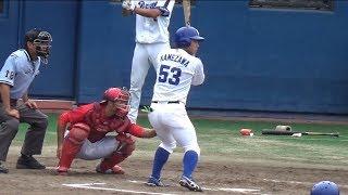 中日ドラゴンズvs広島東洋カープ(ウエスタン・リーグ公式戦) 6回裏代打...