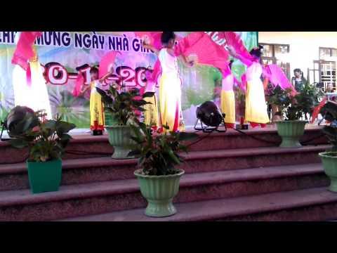 Múa quạt Netviet Vĩnh Khê QN!