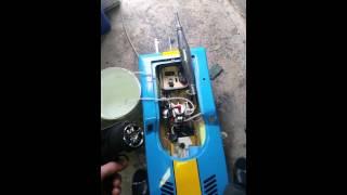 moteur zenoah 26cc navicraft
