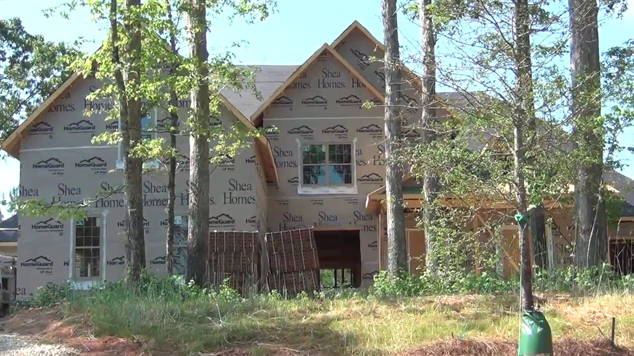Weddington nc new construction luxury homes for sale youtube for Building a house in nj
