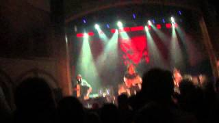kongos - it's a good life - the neptune seattle - 6/4/14